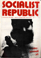 Socialist Republic, No. 1