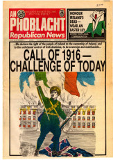 An Phoblacht/Republican News, Vol. 13, No. 13