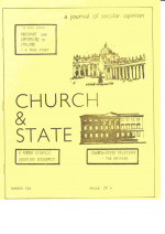 Church and State, No. 10