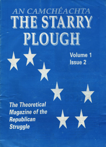 An Camchéachta/The Starry Plough, Vol. 1, No. 2