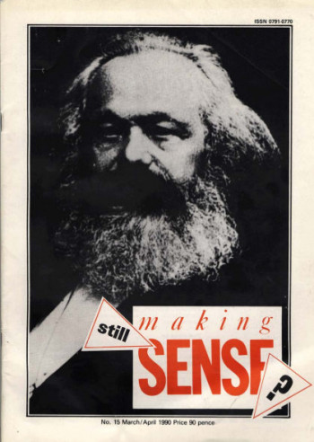 Making Sense, No. 15