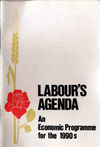 Labour's Agenda: An Economic Programme for the 1990s