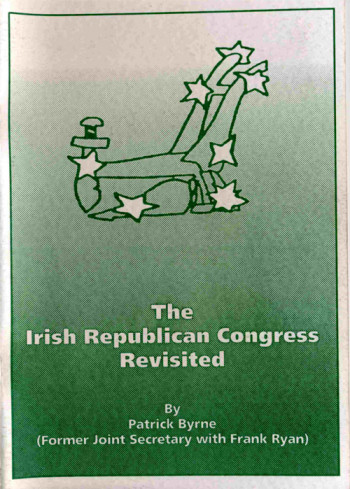 The Irish Republican Congress Revisited