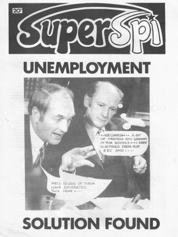 SuperSpi, June-July 1978