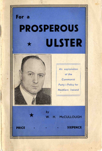For a Prosperous Ulster