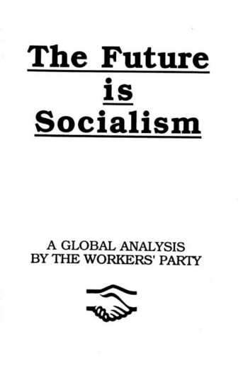 The Future is Socialism