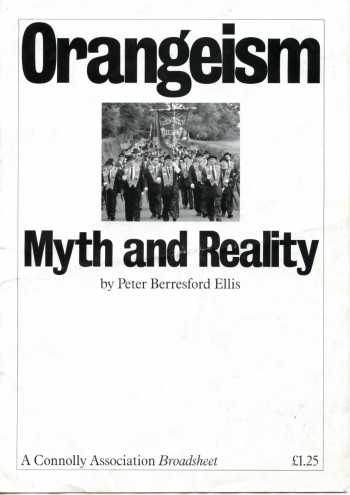 Orangeism - Myth and Reality