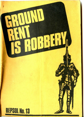 Ground Rent is Robbery
