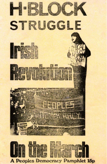 H-Block Struggle: Irish Revolution On the March