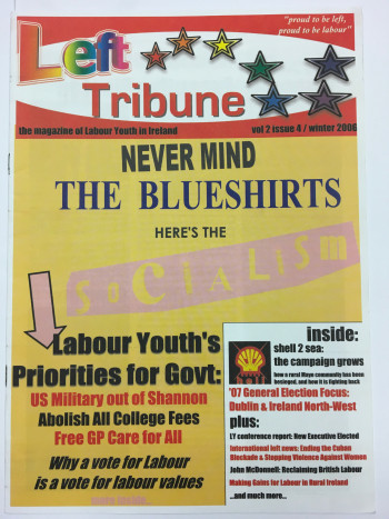 Left Tribune, Vol. 2, No. 4