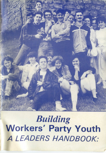 Building Workers' Party Youth: A Leaders Handbook