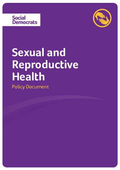 Sexual and Reproductive Health Policy Document