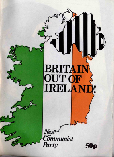 Britain Out of Ireland!