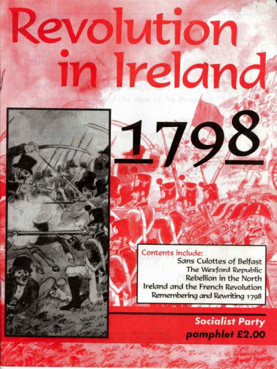 Revolution in Ireland 1798