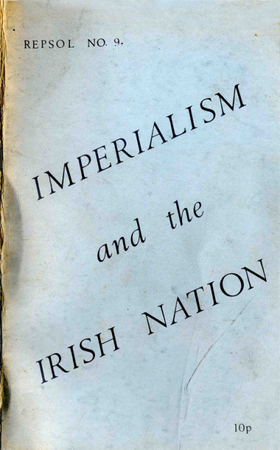 Imperialism and the Irish Nation