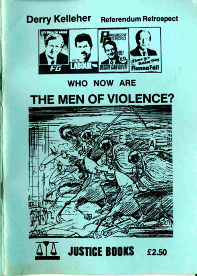 Referendum Retrospect: Who Now are the Men of Violence?