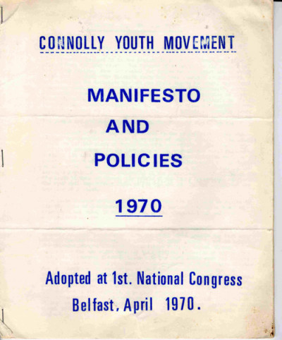 Manifesto and Policies