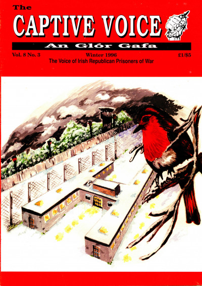 The Captive Voice / An Glór Gafa, Vol. 8, No. 3