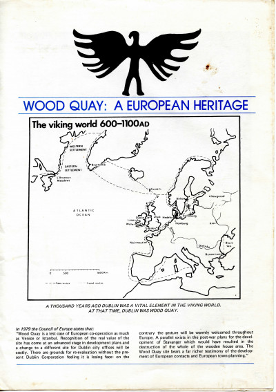 Wood Quay: A European Heritage