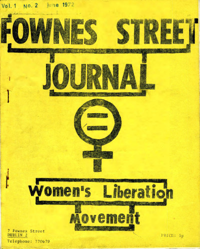 Fownes Street Journal, Vol. 1, No. 2