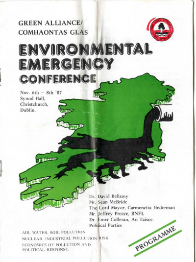 Environmental Emergency Conference (Programme)