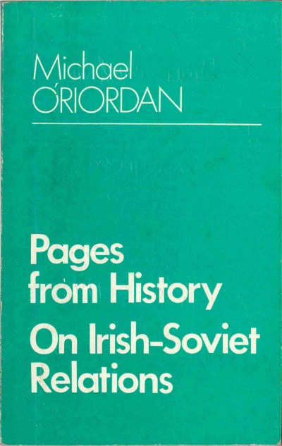 Pages From History: On Irish-Soviet Relations