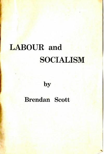 Labour and Socialism