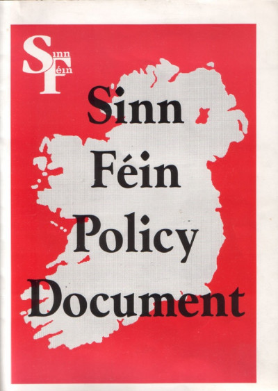 Sinn Féin Policy Document