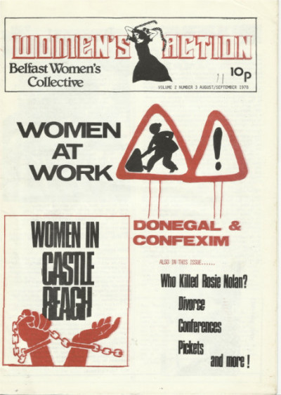 Women's Action, Vol. 2, No. 3