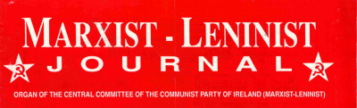 Marxist-Leninist Journal