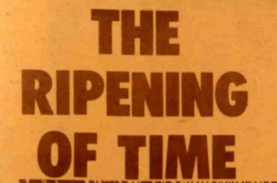 The Ripening of Time