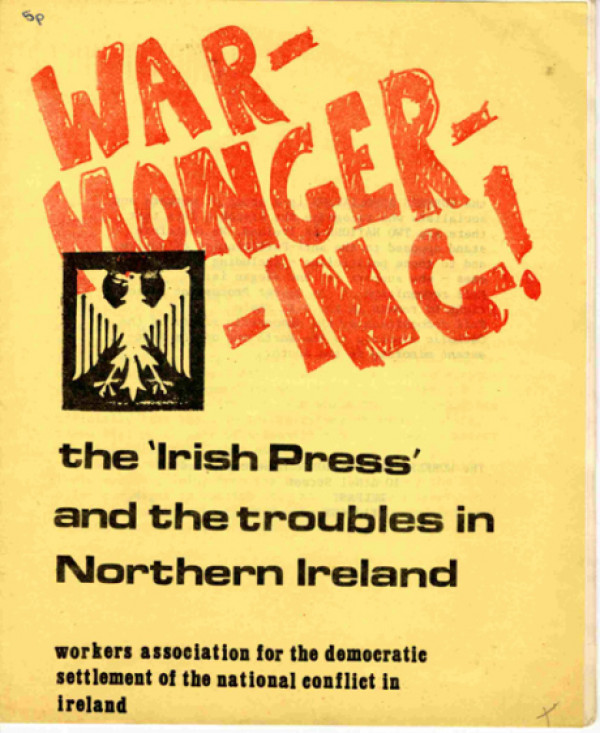 """irish troubles paper Sinn féin said britain has always sought to 'conceal and deny' its role in the troubles  role in the irish conflict""""  main conflict protagonist,"""" it stated in its paper published."""