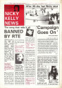 Nicky Kelly News