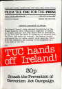 TUC Hands off Ireland!