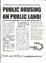 Public Housing on Public Land!