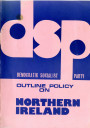 Outline Policy on Northern Ireland