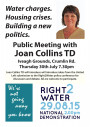 Water Charges. Housing Crisis. Building a New Politics.