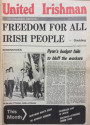 United Irishman, Vol. 33, No. 7
