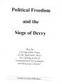 Political Freedom and the Siege of Derry
