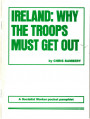 Ireland: Why the Troops Must Get Out