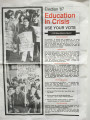 Election '87, Education in Crisis: Use Your Vote