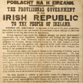 1916 Easter Rising: Anniversaries and Commemorations collection