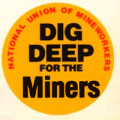British Miners' Strike 1984/85 collection